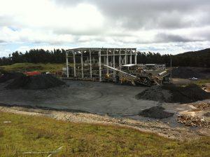 1. Planta de carbón