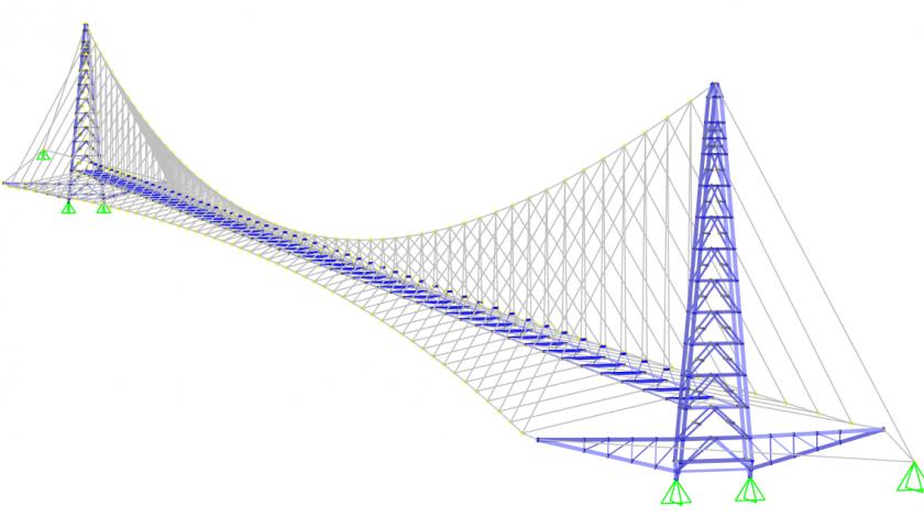 1. Puente Río Tibú