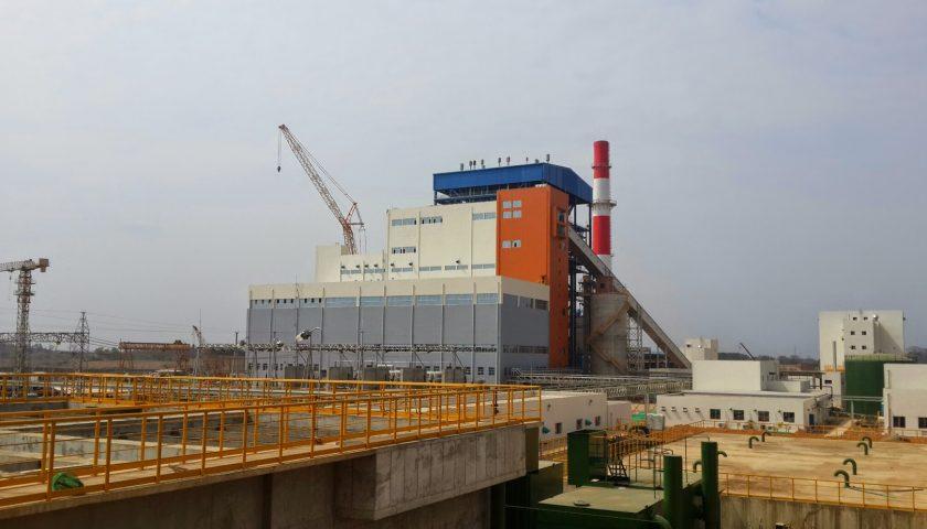 2. Termoeléctrica Gecelca 3