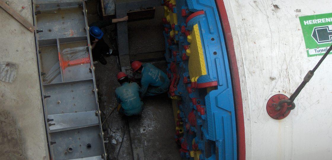 3. Tuneladora