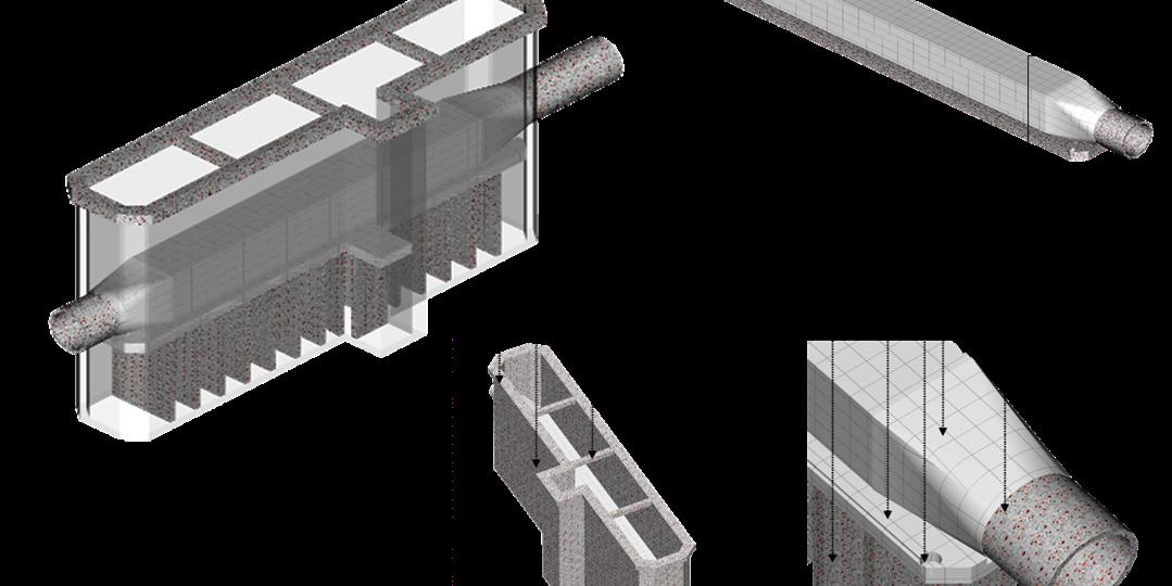 4. Pozo de trabajo - Modelo estructural