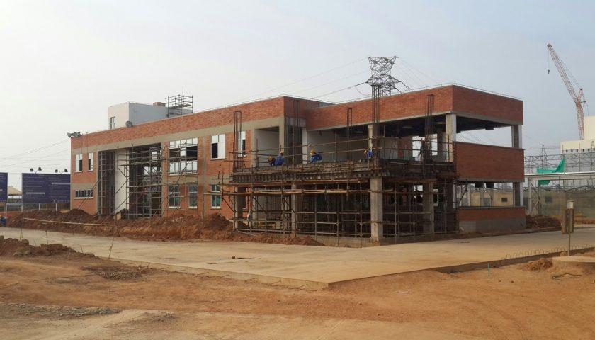 5. Edificio administrativo