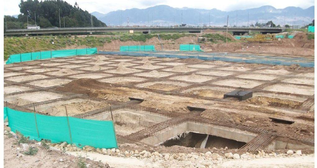 5. Excavación del tanque