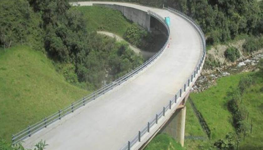 Puente Putumayo - Fuente Consorcio Ambiental San Francisco - Mocoa