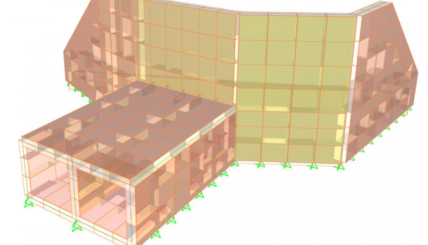 1. Estructura de entrada a box culverts