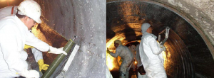 1. Tuberia Tibitoc  CCP, reforzamiento por medio de FRP de la tuberia existente