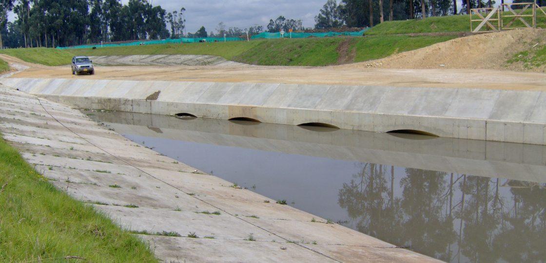 15. Relleno Cruce canal Cundimarca