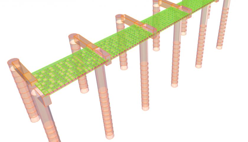 3. Construcción de primera mitad del tablero - Etapa 2