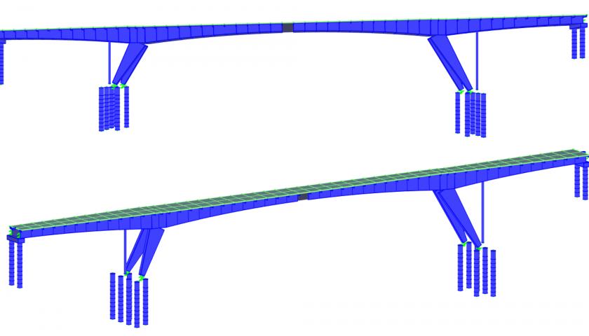 3. Puente peatonal Olaya - Santa Margarita